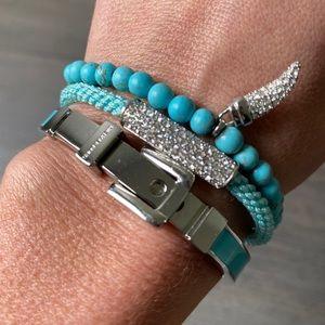 Trio of Michael Kors bracelets